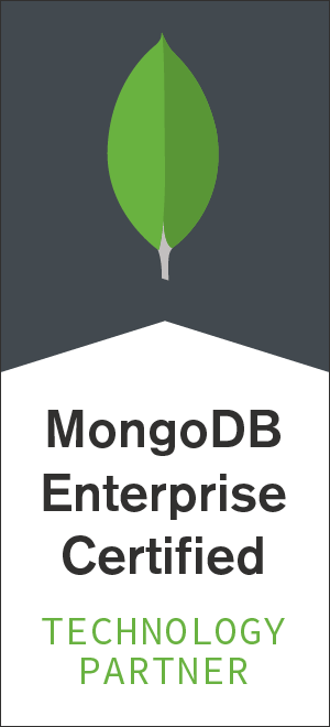 MongoDB Enterprise Certified Technology Partner
