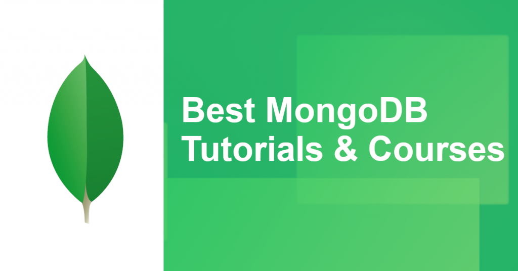 A roundup of the best MongoDB tutorials & courses