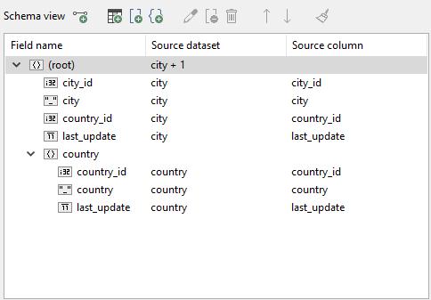 add fields in nested object